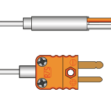 Thermocouples type S miniatures
