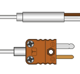 Thermocouples type T miniatures